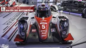 Gazoo Racing: os carros de competição da Toyota no Salão do Automóvel