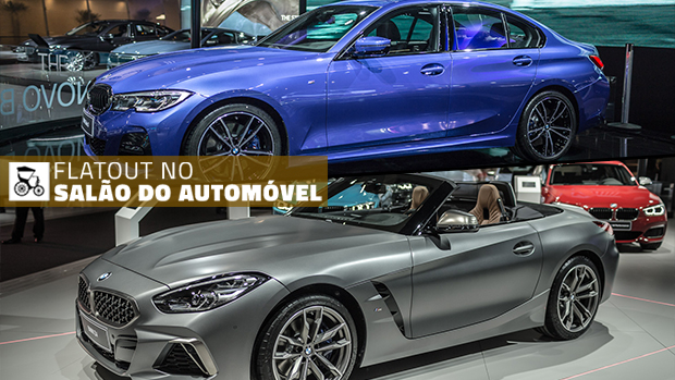 Novo Serie 3 Z4 E I8 Roadster Os Destaques Da Bmw No Salao Do