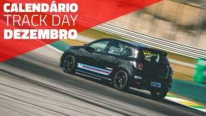 Calendário Track Day dezembro: eis os eventos de pista das próximas semanas!