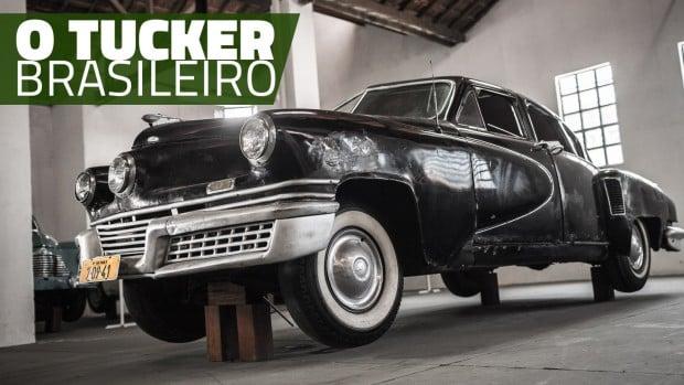 Uma manhã no museu: a história do Tucker 48 brasileiro