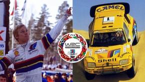 Dear God! A carreira impecável do finlandês Ari Vatanen | Lendas do WRC