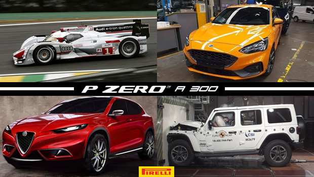 WEC divulga calendário da temporada 2019/20, Focus ST vaza na internet, Jeep Wrangler vai mal no NCAP e mais!