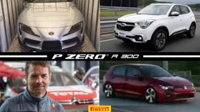 Toyota Supra aparece sem disfarces, Sébastien volta ao WRC pela Hyundai, o novo Caoa Chery Tiggo 5x turbo e mais!