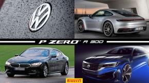Volkswagen envolvida em nova polêmica, Porsche 911 híbrido terá modo elétrico, BMW Série 8 Gran Coupé flagrado e mais!