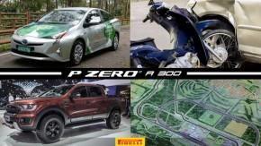 Toyota terá híbrido flex no Brasil, DPVAT custará R$ 12 em 2019, Ford confirma Ranger Storm, Monza ficará mais rápido e mais!