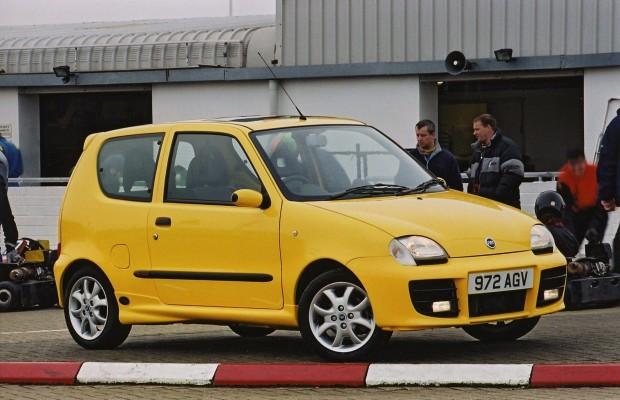 2001 Fiat Seicento Michael Schumacher 001