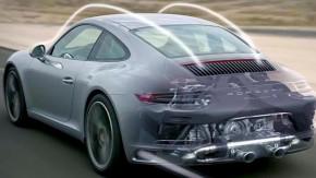 Como a Porsche inverteu a lógica dos coletores de admissão para produzir mais potência e diminuir o consumo?