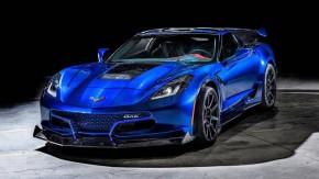 Genovation GXE: que tal um Chevrolet Corvette elétrico de 800 cv com câmbio manual de sete marchas?