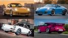 Estes são os 15 Porsche 911 mais raros já fabricados