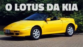 Kia Elan:a improvável história do Lotus fabricado na Coreia