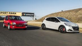 Uma breve história de (quase) todos os hot hatches da Peugeot