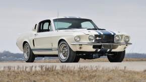 Shelby GT500 Super Snake 1967 à venda: conheça a história do Mustang com motor de Ford GT40