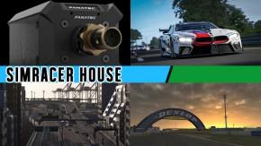 Atualizações do Forza Motorsport 7, Gran Turismo Sport e iRacing, nova empresa de volantes brasileiros e mais!