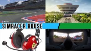 Porsche e iRacing promovem competição, novo Headset Thrustmaster Ferrari, divulgação do Project CARS Pro e mais!