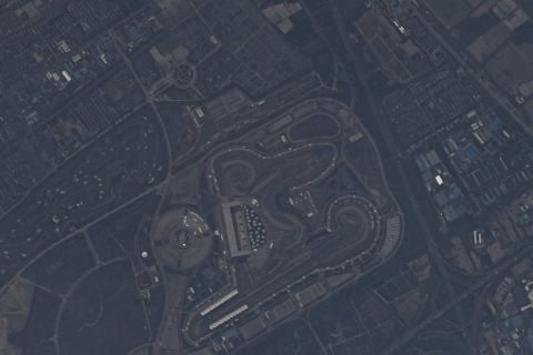 Autódromo de Xangai - China