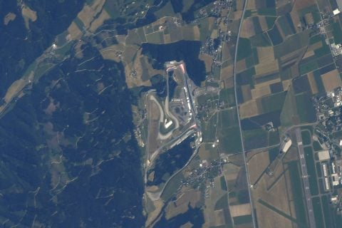 Red Bull Ring - Áustria