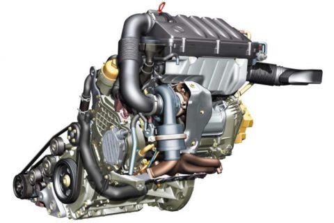 OM640 turbodiesel