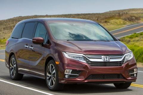Honda Odyssey norte-americana