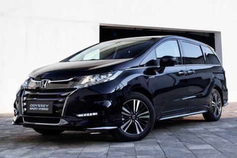 Honda Odyssey japonesa