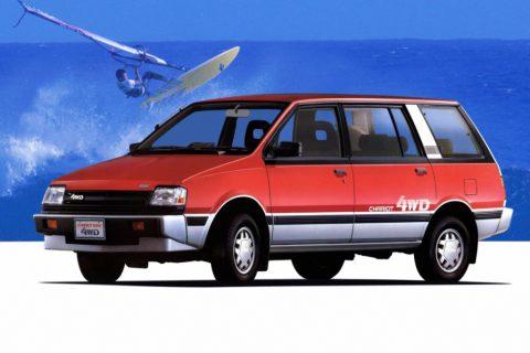 Primeira geração, 1983-1991
