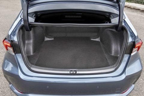 Corolla sedã: 470 litros
