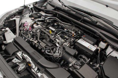 Motor 2.0 de 177 cv
