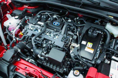 Motor 1.8 de 101 cv (122 cv com os motores elétricos)