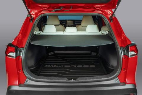 Corolla Cross: 440 litros
